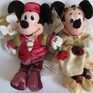 Disney Exclusive Romeo & Juliet Set